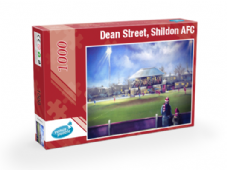 Shildon Forever Man and Boy AFC  1000 Piece Jigsaw